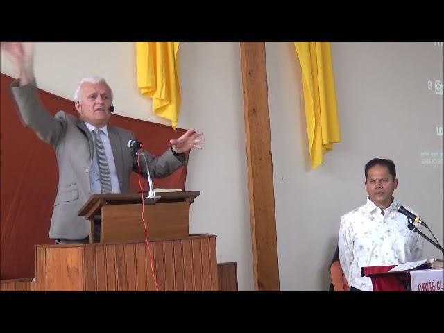 Fidélité   Sermon By Pastor Bertrand CLAVIER