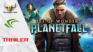 New Age of Wonders  Planetfall   Announcement trailer 2019