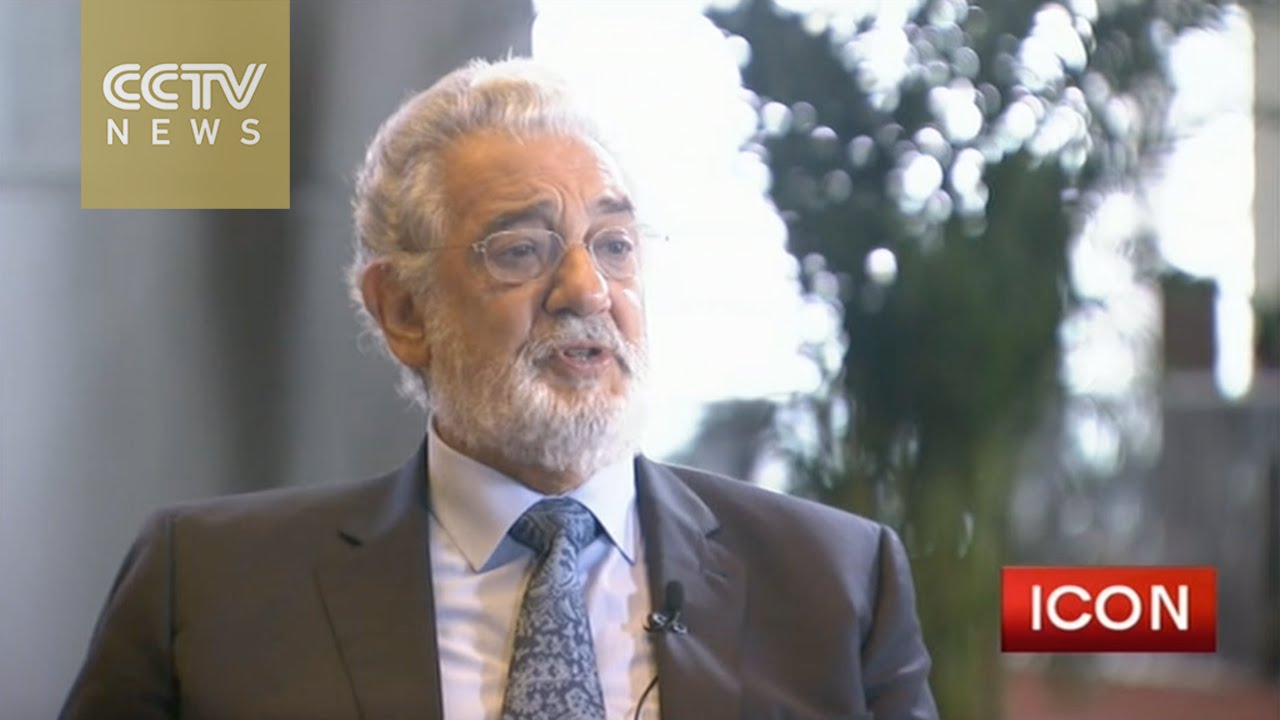 The King of the Opera, Placido Domingo, opened the Dubai Opera, designed by Atkins 91