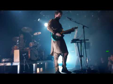 WhoMadeWho live 6th of march 2018 Amsterdam