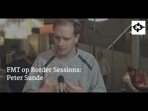 Fast Moving Targets interviewt Peter Sunde @border_sessions