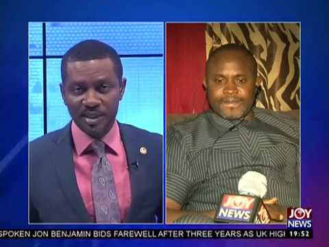 Upclose with Chukwu Emeka Eze  on Nigerian Kidnapper