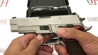 Conheça a Sig Sauer P226 Elite