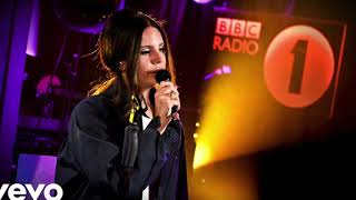 """Fixed audio for the bbc live lounge """"doin' time"""" performance. isolated vocals in audacity and increased volume, reduced backing track. was hard to do without..."""