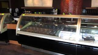 Oscartielle 7' Gelato Koreia C83FK-12SC + 7' C83FK-12SC + 5' C87K-A15SC Med Temp Pastry Display(7' stand alone with ends low temp gelato merchandiser with front foot LED lights, lift-up glass, granite worktop area, digital controls 12' two unit multiplex setup ..., 2016-04-07T05:38:33.000Z)