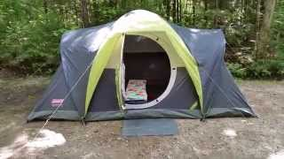 Coleman Naugatuck 6 Person Tent