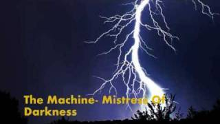 (Hardstyle)  The Machine- Mistress Of Darkness (Full vinyl HQ)