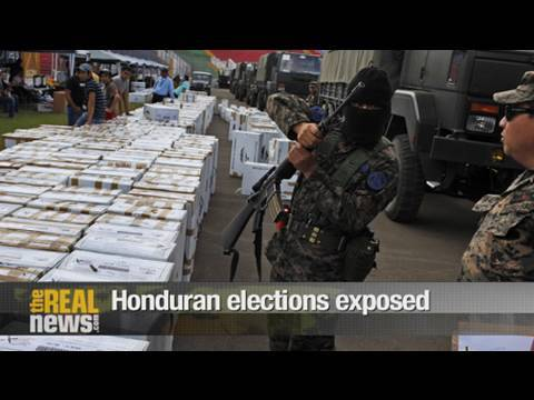 Exclusive: Honduran elections exposed