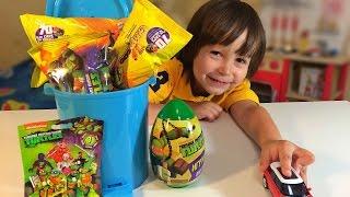 Mega Bloks черепашки ниндзя Turtles Nickelodeon Chipicao unboxing surprise pack collection Чипикао