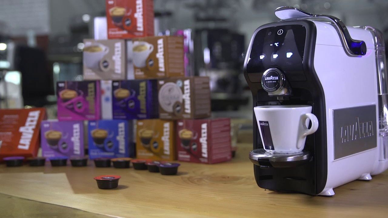 Lavazza Magia Coffee Machine