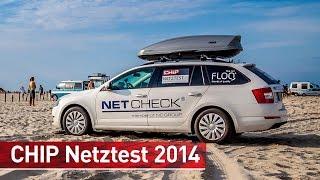 Netztest 2014 - Das beste Handy-Netz deutsch | CHIP