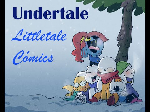 Undertale Sans Wallpaper Cute Undertale Littletale C 243 Mics Comicdubs En Espa 241 Ol Latino