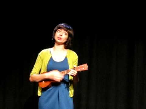 Kate Micucci - I Want to Be a Nun (The Nun Song)