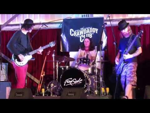 The Surfin' Birds -  'Surf The Psychedelic' -  Freestyle Music Centre- 13th July 2016