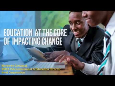 Innovation Africa 2016 - African Leaders Day - Norberto Carrascal, Intel Corporation