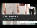 10 Women's Pants By Jag Jeans Spring 2017 Collection