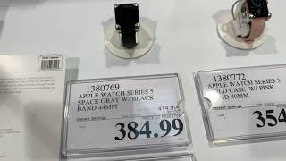 Costco Apple Watch Series 5 On Sale Again Link Included No Commentary 4k Youtube