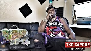 TKO Capone First Interview after Prison (King Spencer No Plug-ins)