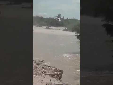 Desesperada búsqueda de un niño de 3 años en los márgenes del río Salí
