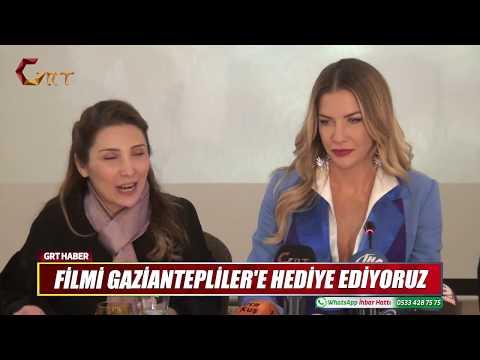 'ANTEP FISTIĞI' FİLMİ ÇEKİMLERİ BAŞLADI