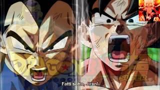 Goku & vegeta full power contro jiren DB Super sub ita HD