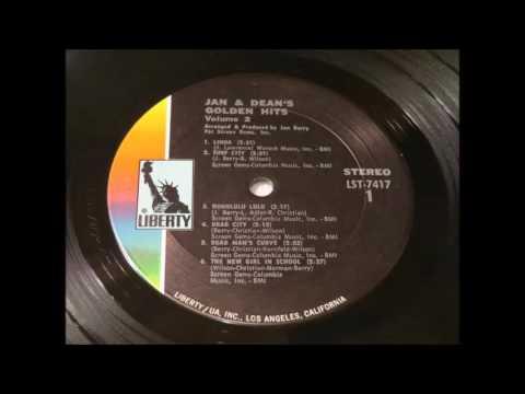 Jan & Dean - Golden Hits - LP Vinyl Record - 33rpm