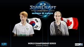 Scarlett vs. MMA - Group D - WCS Season 2 Finals