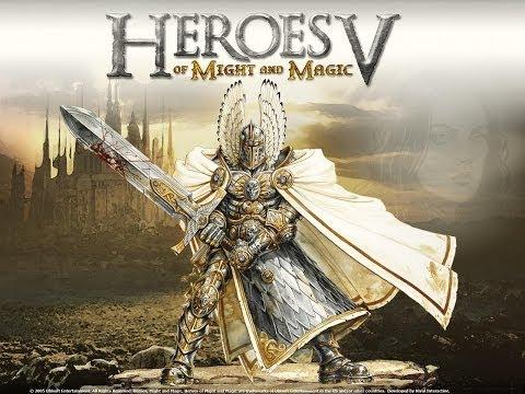 Прохождение игры Heroes of Might and Magic V Орден порядка Миссия № 2