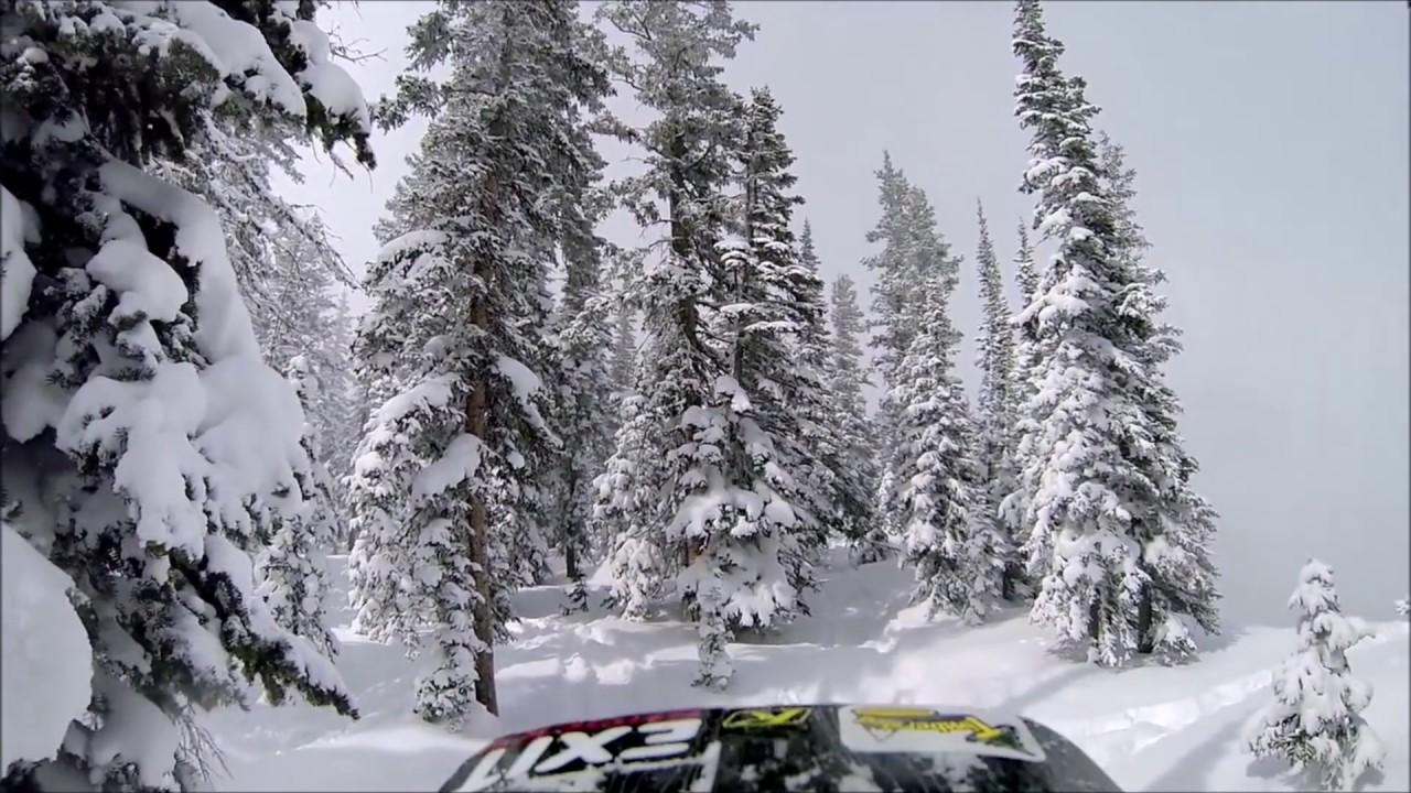 Best Snowmobile Scenes!