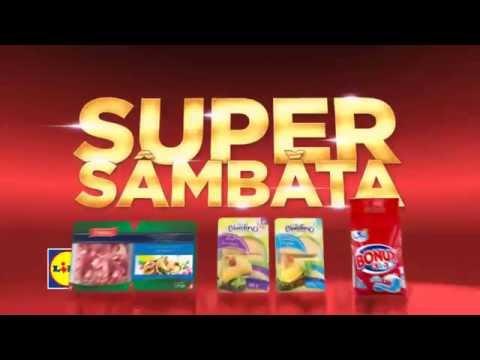 Super Sambata la Lidl • 7 Noiembrie 2015