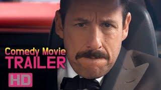 머더 미스터리 Murder Mystery  - 1차 영화 예고편  2019  Movie  코미디 영화예고편