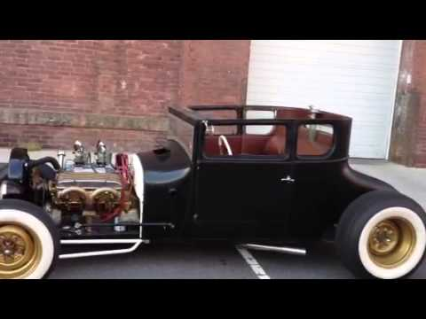 1927 Model T Coupe-For Sale - YouTube