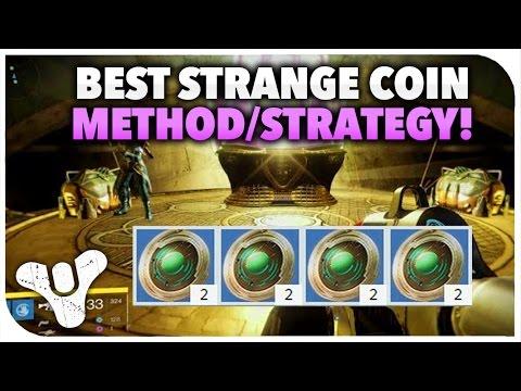 how to get strange dust destiny