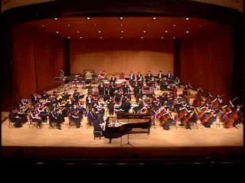Tchaikovsky Piano Concerto No.1, Mov.1 (2/5) - Andrei Yeh 葉孟儒 鋼琴