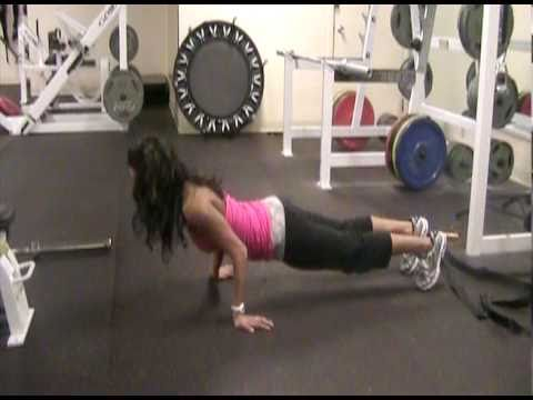 Gymnastic Push Up Exercise  | Seattle Athletic Club Downtown