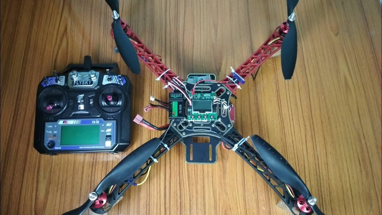 Diy cheap F450 Quadcopter|Drone