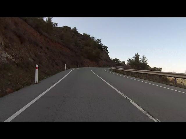 Cyprus Drives   Lefkara to Vavatsinia