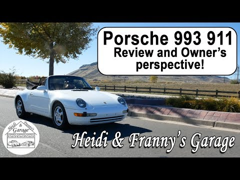 Porsche 993 911 Review and Owner's Perspective!