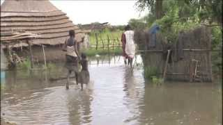 Flood in Sudan
