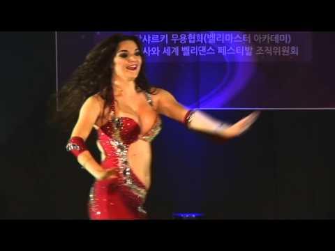 'Ya Nawaem' Yulia Redkous  in 2015 El Sa'awah festival(Seoul,Korea)