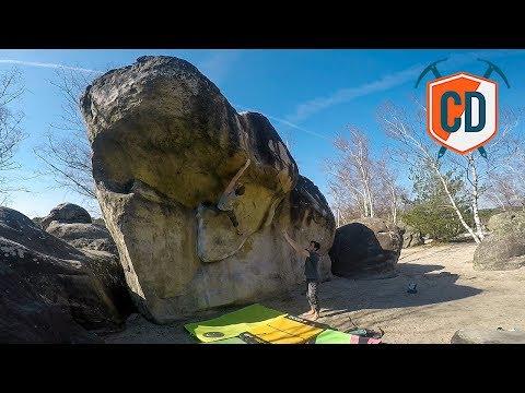Fontainebleau Magic Wood & Australia Climbing CRUSHED   Climbing Daily Ep.1461