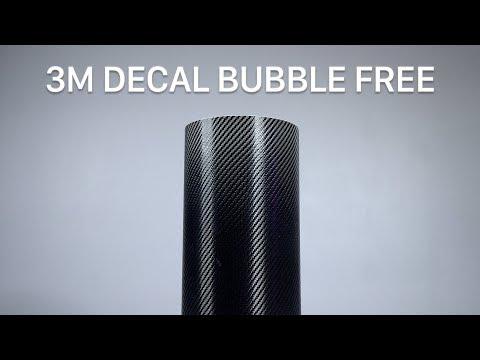 Nói về 3M Decal Bubble Free, Air Free