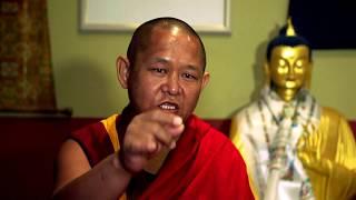 """Геше-лхарамба Джампа Дакпа о тексте """"Колесо острого оружия"""" и практике буддийской тантры"""