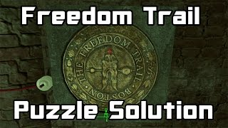 fallout 4 freedom trail puzzle location