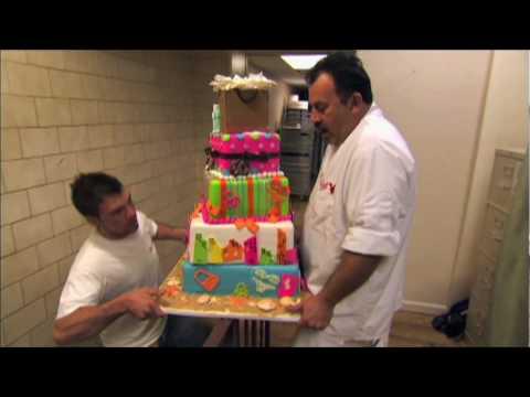 Cake Boss - Taart van de Trap - YouTube