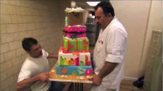 Cake Boss - Taart van de Trap