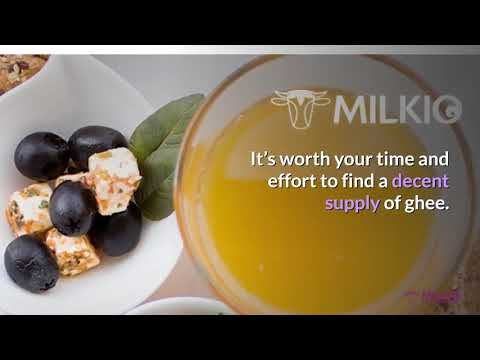 Where to find ghee with good quality and authenticity