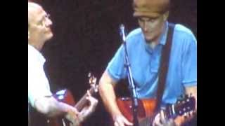 James Taylor playing with Livingston Taylor