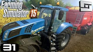 Farming Simulator 2015 : CAR MODS! ( Gameplay ) E31