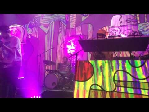 Animal Collective - Water Curses, Live At The Neptune Theatre, Seattle, WA 6/29/17